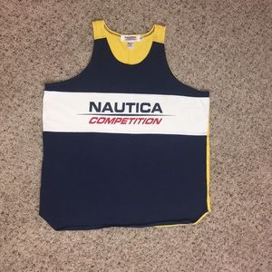 Nautica   Competition Tank Top